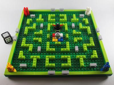 Set LEGO 3841 Minotaurus