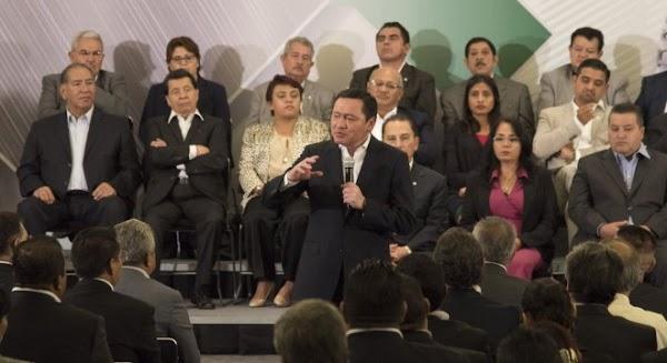 """Osorio Chong cuestiona a AMLO: """"No es cierto que la pobreza es la que origina la violencia"""""""