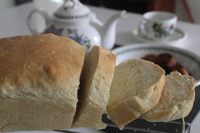 Simple Homemade Bread