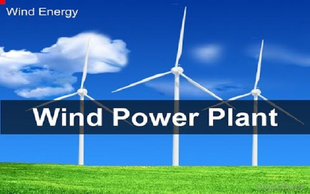 Volta River Authority to construct wind power plant