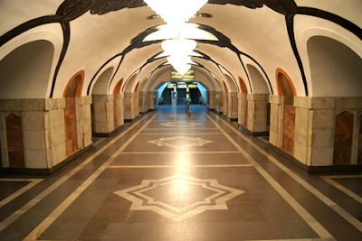 central asia metro systems, azerbaijan baku metro, uzbekistan tours