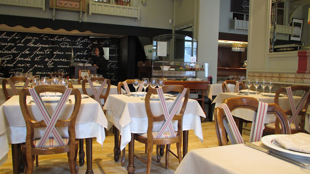 Restaurante Le Vivarais em Lyon