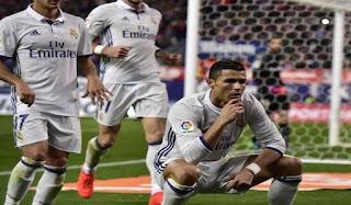 Hattrick Ronaldo Stop Tren Buruk di Calderon
