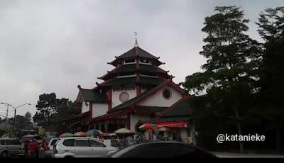 Masjid Cheng Hoo di Purbalingga