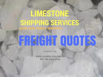 ship for limestone, limestone carrier, ocean freight of limestone, limestone carrier, freight carrier, bulk carrying ship