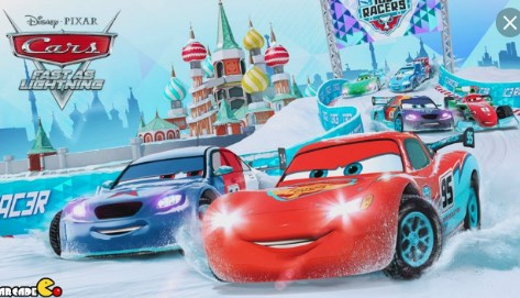 Cars: Fast as Lightning Apk+Data Free on Android Game Download