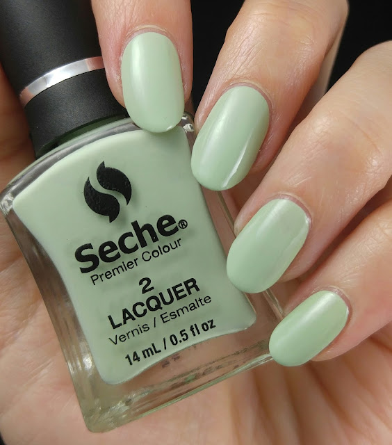 Seche Premier Color Charming Swatch