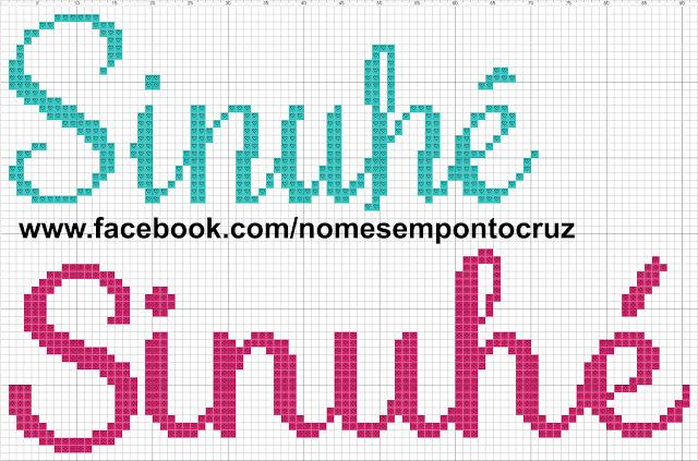 Nome Sinuhé em Ponto Cruz
