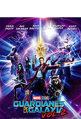 Guardianes de la galaxia 2 (2017) BDRip 1080p Latino AC3 5.1 / ingles DTS 5.1