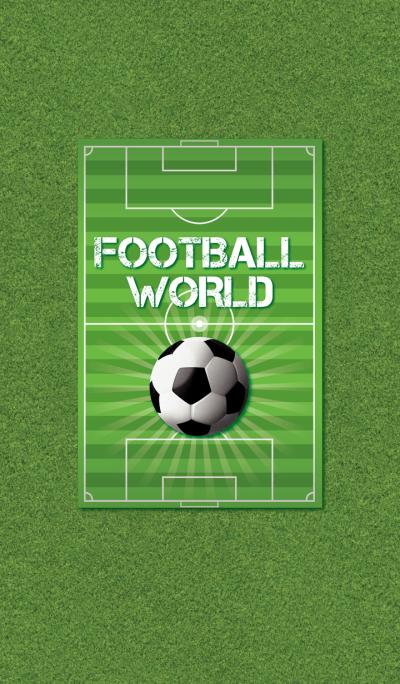 FOOTBALL WORLD -JPver-