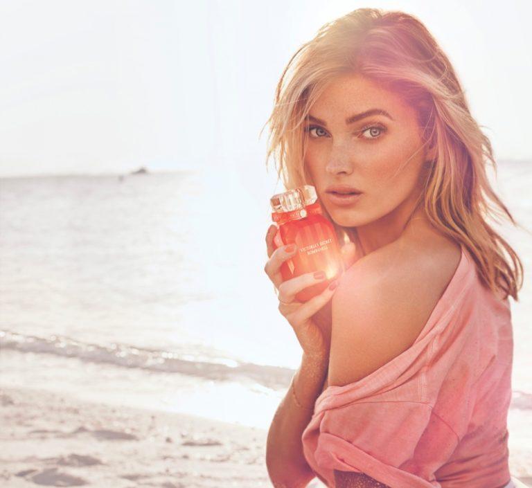 Victoria's Secret Summer Bombshell Campaign featuring Elsa Hosk