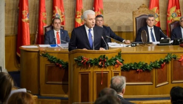 Montenegro with a new Government including an Albanian Minister