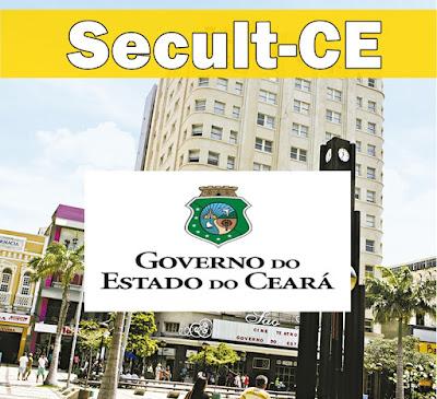 Secult CE Concurso Edital PREVISTO!