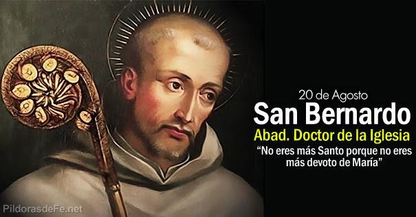 Resultado de imagen para SAN BERNARDO iglesia catolica