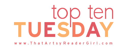 Top Ten Tuesday: The Backlist Edition