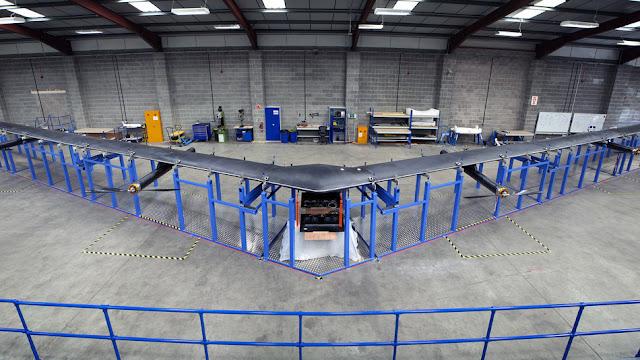 drone de facebook