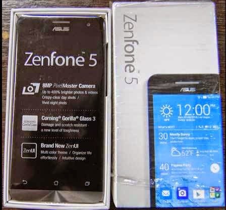 reviews about latest android zefone 5