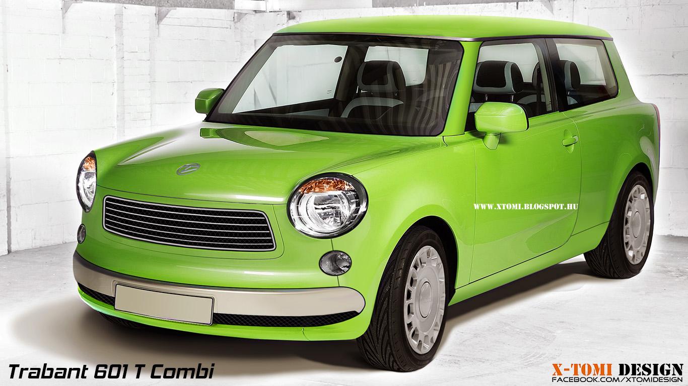 x tomi design trabant 601 t combi limousine. Black Bedroom Furniture Sets. Home Design Ideas