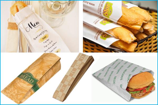 In túi giấy giá rẻ tphcm in túi giấy đựng thực phẩm cực rẻ tại quận tân phú
