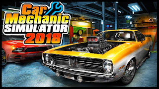 Car Mechanic Simulator 2018 PC Full Version