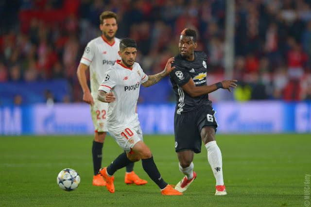 MU bất lực trước Sevilla: Mourinho hạnh phúc, Pogba không phải siêu sao