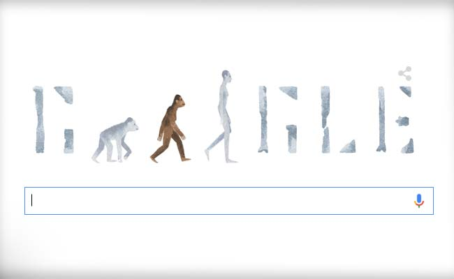 Google Celebrates 41 Anniversary of The Discovery of Lucy