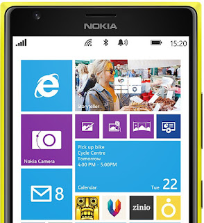Nokia Lumia 1520 Specification - Huge Screen 6.0 Inches