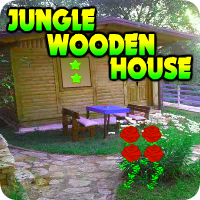 AvmGames Jungle Wooden Ho…