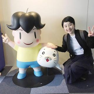 新江ノ島水族館で楽しむ♪アザラシと『少年アシベGO!GO!ゴマちゃん』タイアップ企画!ゴマちゃんのシールが欲しい!!