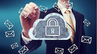 Rede de e-mails modernas