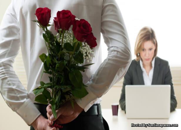 Bercinta dengan officemate