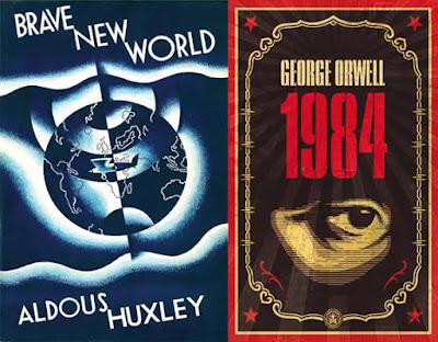 Recast: 今読んでみる『すばらしい新世界』と『1984年』 & 勝手にキャスティング