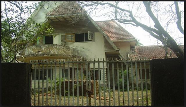 Menginap Di Rumah Kosong selama 4 Bulan, Ternyata pernah ada yang Meninggal dan Dikubur Disana