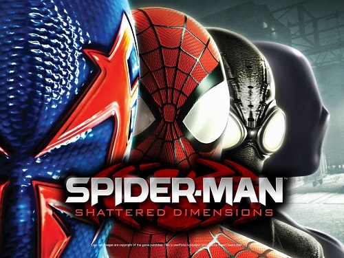 Spiderman Shattered Dimensions Game Free Download