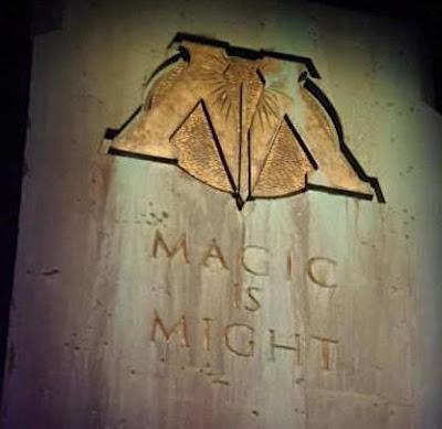 Magic is Might - Η Μαγεία είναι Ισχύς, από το Χάρι Πότερ