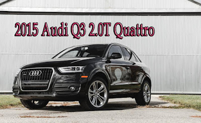 2015 Audi Q3 2.0T Quattro - audi q3 for sale private - Otomotif Review