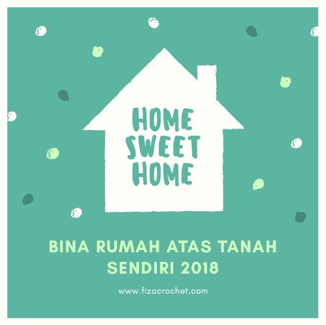 Bina rumah di atas tanah sendiri