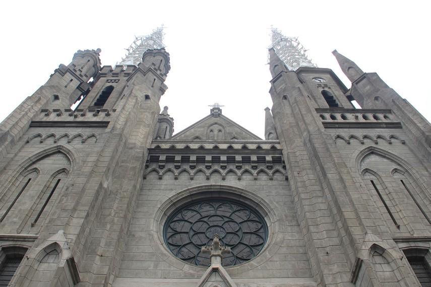 Artikel Sejarah Gereja Katedral Jakarta