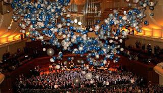 New Year Eve Balloon Drop