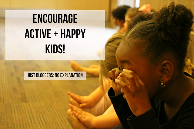 Hands On: Encourage Active & Happy Kids!