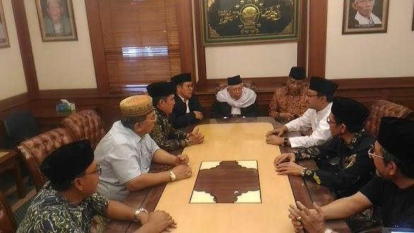 NU Bicara Opsi 'Tinggalkan' Jokowi Jika Mahfud Md Jadi Cawapres