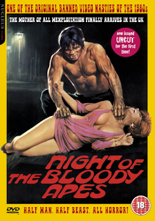 vs. Night of the Bloody Apes