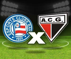 Assistir Bahia x Atlético-GO ao vivo 18h30 Campeonato Brasileiro