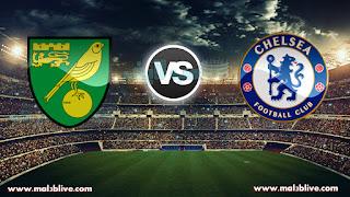 مشاهدة مباراة تشيلسي ونوريتش سيتي Norwich city Vs Chelsea fc بث مباشر بتاريخ 06-01-2018 كأس الإتحاد الإنجليزي