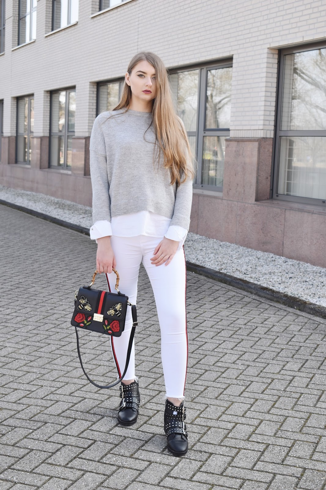 sweter z orsay