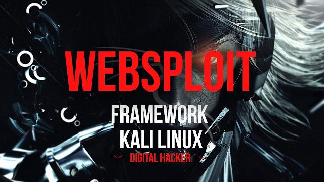 اداة Websploit لفحص المواقع واختراقها