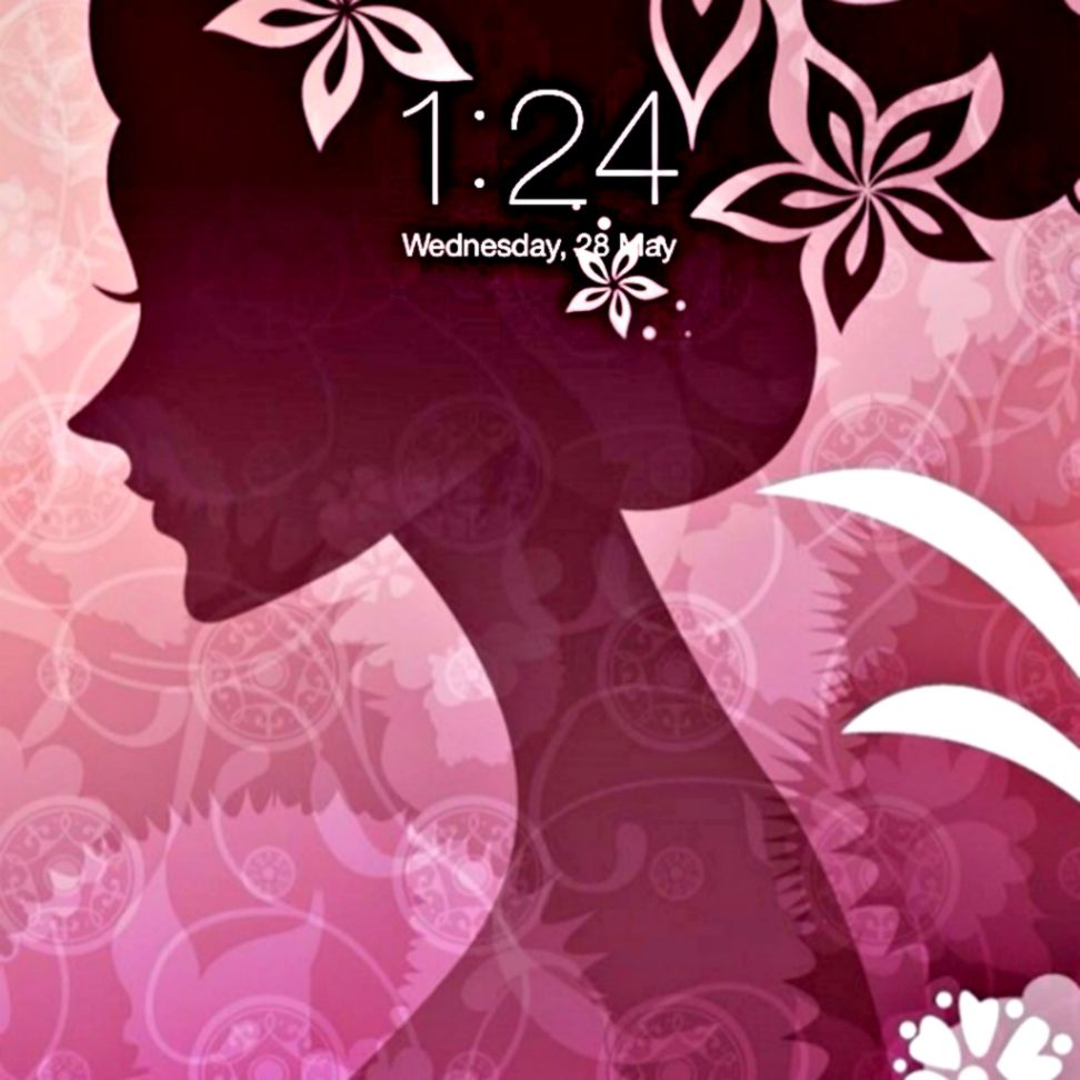 Girly Iphone Home Screen Wallpaper Wallpapers Style
