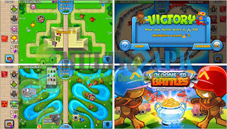Bloons TD Battles Mod v4.4 Apk (Money)