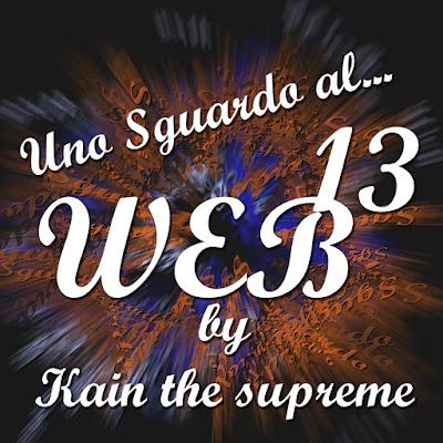 Uno sguardo al #web N° 13