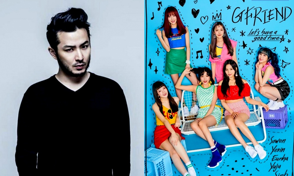 Verbal Jint got criticized after using the name 'GFRIEND' as the title of his song
